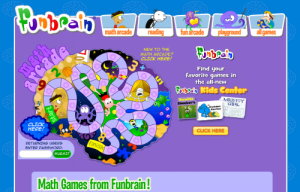 Funbrain.com site reviews Kamaron Institute