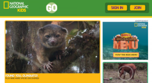 National Geographic Kids site review Kamaron Institute
